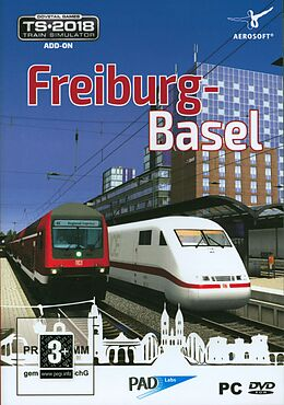 Freiburg - Basel TS 2018 [Add-On] [DVD] [PC] (D/E) als Windows PC-Spiel