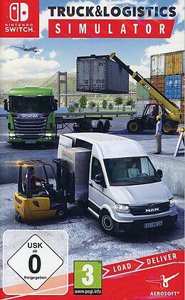 Truck & Logistics Simulator [NSW] (D) als Nintendo Switch-Spiel