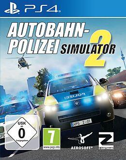 Autobahn-Polizei Simulator 2 [PS4] (D) als PlayStation 4-Spiel