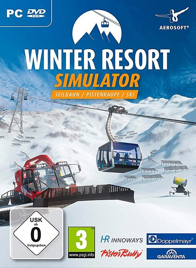 Winter Resort Simulator [DVD] [PC] (D)