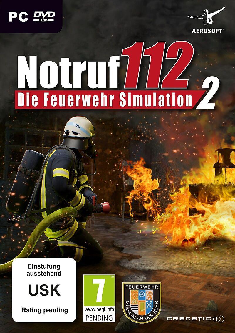 Notruf 112 - Die Feuerwehr Simulation 2 [PC] (D)