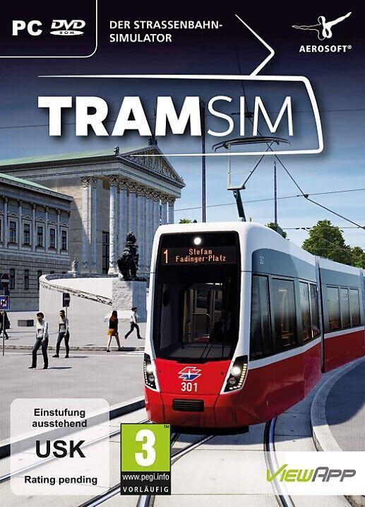 TramSim - Der Strassenbahn Simulator [DVD] [PC] (D)