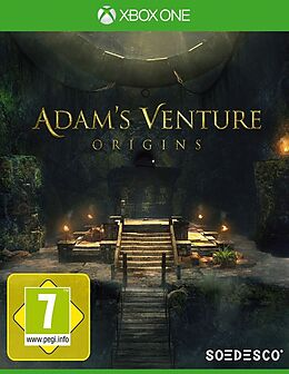 Best of Adam's Venture Origins [XONE] (D) als Xbox One-Spiel
