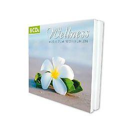 Various Artists, , , CD Wellness Musik zum Wohlfühlen 2013 (8CD-BOX)