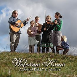 Kelly, Angelo & Family CD Welcome Home