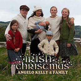 Kelly Angelo & Family CD Irish Christmas