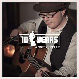 Kelly Angelo CD 10 Years