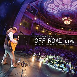 Kelly Angelo CD Off Road Live