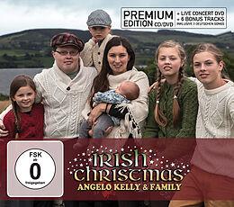 Kelly,Angelo & Family CD Irish Christmas (premium Edition)