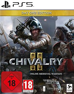 Chivalry 2 - Day 1 Edition [PS5] (D) als PlayStation 5-Spiel