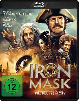 Iron Mask Blu-ray