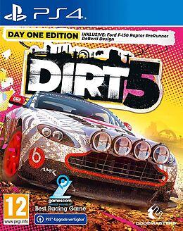 DiRT 5 - Launch Edition [PS4] (D) als PlayStation 4-Spiel