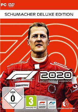F1 2020 - Schumacher Deluxe Edition [DVD] [PC] (F) comme un jeu Windows PC