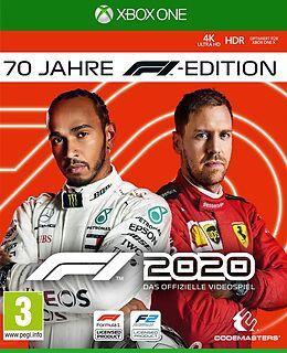 F1 2020 - 70 Jahre F1 Edition [XONE] (D) als Xbox One-Spiel