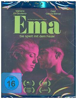 Ema - Sie spielt mit dem Feuer Blu-ray