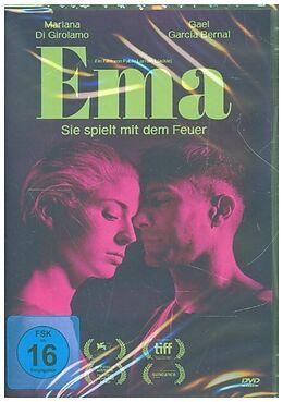 Ema - Sie spielt mit dem Feuer DVD