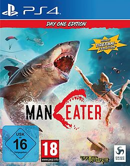 Maneater - Day 1 Edition [PS4] (D) als PlayStation 4-Spiel