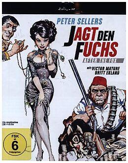 Jagt den Fuchs! Blu-ray