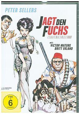 Jagt den Fuchs! DVD
