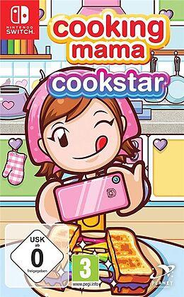 Cooking Mama: CookStar [NSW] (D) als Nintendo Switch-Spiel
