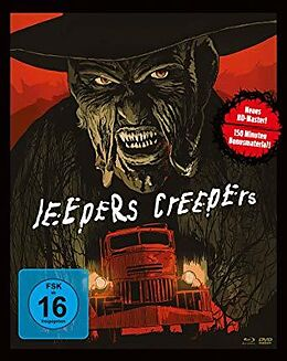 BLU-RAY + DVD Jeepers Creepers - Platinum Edition Mediabook