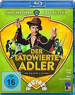 Der tätowierte Adler Blu-ray