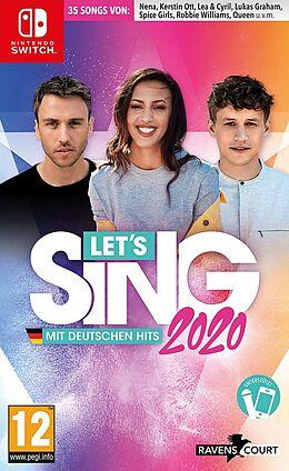 Let's Sing 2020 mit deutschen Hits [NSW] (D) als Nintendo Switch-Spiel