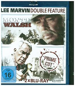 Lee Marvin Double Feature BLU-RAY Box Blu-ray