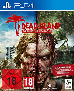 Dead Island Definitive Edition Collection [PS4] (D) als PlayStation 4-Spiel
