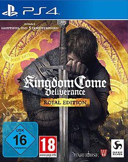 Kingdom Come Deliverance Royal Edition [PS4] (D) als PlayStation 4-Spiel