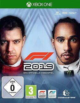 F1 2019 [XONE] (D) als Xbox One-Spiel
