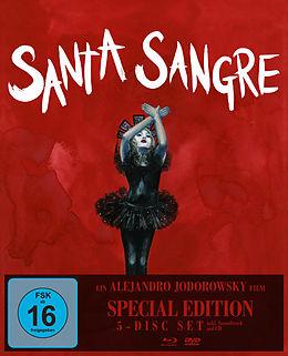 Santa Sangre BLU-RAY + DVD
