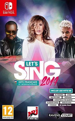 Let's Sing 2019 Hits français et internationaux [NSW] (F) comme un jeu Nintendo Switch
