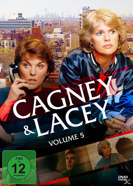 Cagney & Lacey - Volume 5 DVD-Box [Version allemande]