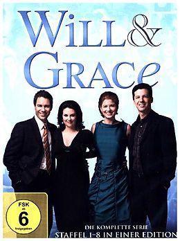 Will & Grace - Die komplette Serie DVD-Box DVD