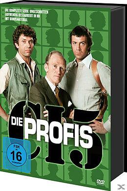 Die Profis - Die komplette Serie DVD-Box DVD