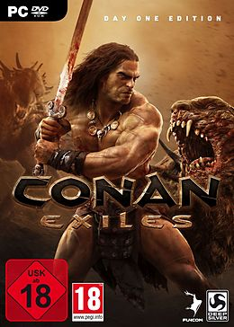 Conan Exiles Day One Edition [DVD] [PC] (D) als Windows PC-Spiel