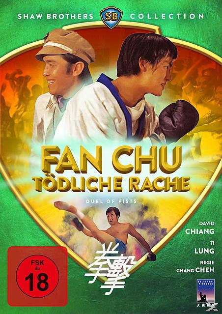 Fan Chu - Tödliche Rache - Duel Of Fists [Version allemande]