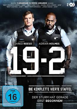19-2 - Staffel 4 - 2 Disc DVD DVD