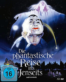 Die phantastische Reise ins Jenseits Mediabook BLU-RAY + DVD