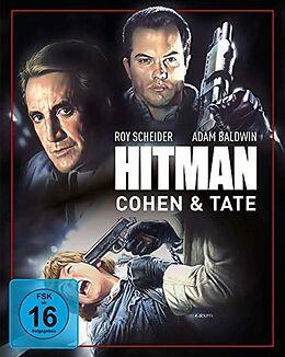 BLU-RAY + DVD Hitman - Cohen & Tate - Mediabook A