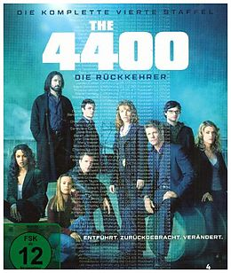 The 4400 - Die Rückkehrer - Staffel 4 Blu-ray