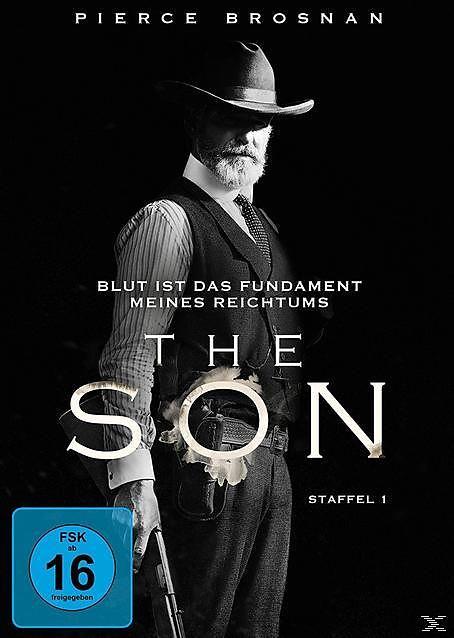 The Son - Staffel 1 DVD-Box [Versione tedesca]