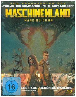Maschinenland - Mankind Down Stilbook Edition Blu-ray