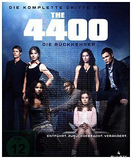 The 4400 - Die Rückkehrer - Staffel 3 Blu-ray