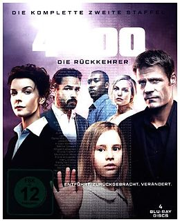 The 4400 - Die Rückkehrer - Staffel 2 Blu-ray