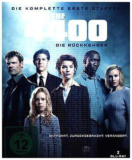 The 4400 - Die Rückkehrer - Staffel 1 Blu-ray