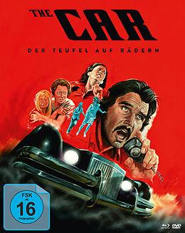 The Car - Der Teufel auf Rädern Mediabook BLU-RAY + DVD