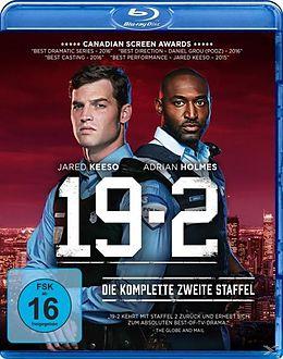 19-2 - Staffel 02 Blu-ray