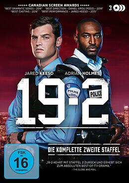 19-2 - Staffel 02 DVD